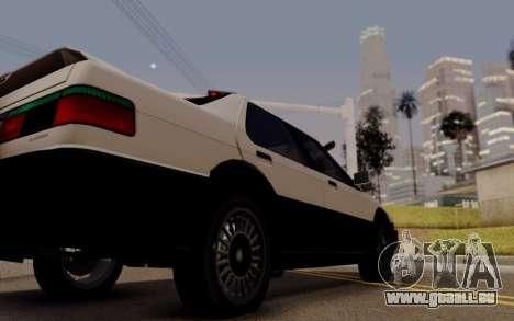 Warm Colors ENB pour GTA San Andreas sixième écran
