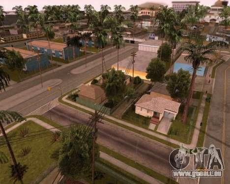 WTFresh ENB pour GTA San Andreas quatrième écran