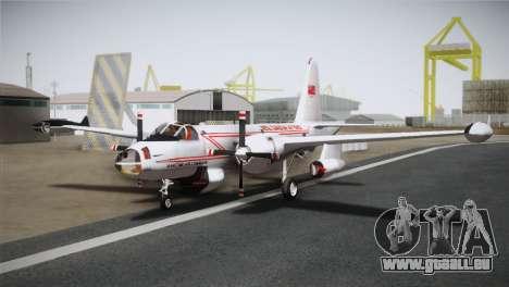 P2V-7 Lockheed Neptune JMSDF pour GTA San Andreas