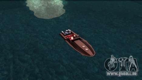 ENB Version 1.5.1 pour GTA San Andreas troisième écran