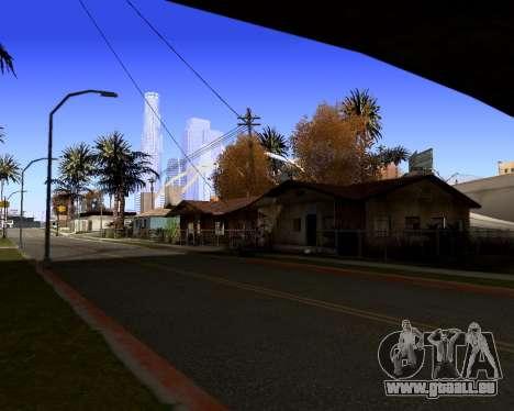 Graphic Update ENB Series pour GTA San Andreas troisième écran