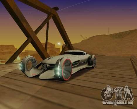 Mercedes-Benz Silver Arrows für GTA San Andreas