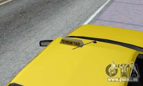 Peugeot 405 Roa Taxi für GTA San Andreas