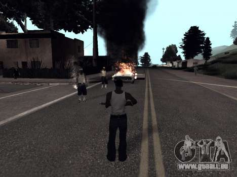ColorMod by Sorel pour GTA San Andreas sixième écran