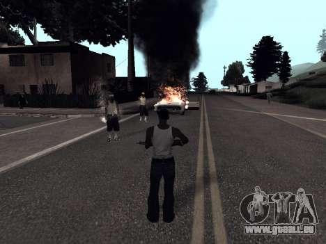 ColorMod by Sorel für GTA San Andreas sechsten Screenshot