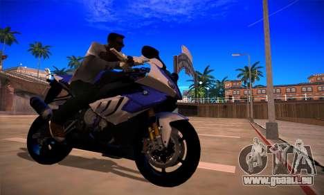 ENB Version v3.1 pour GTA San Andreas troisième écran