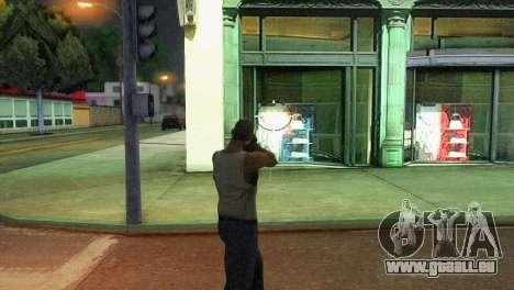 ENB Version 1.5.1 pour GTA San Andreas dixième écran