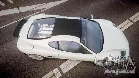 Grotti Turismo GT Carbon v2.0 pour GTA 4 est un droit