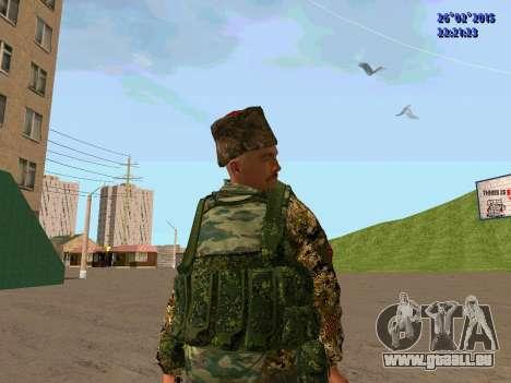 Cosaque Du Don pour GTA San Andreas septième écran