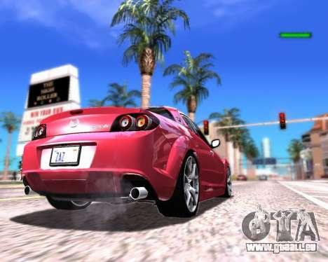 WTFresh ENB pour GTA San Andreas troisième écran