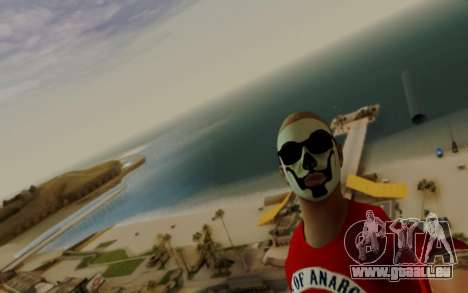 Warm Colors ENB pour GTA San Andreas quatrième écran