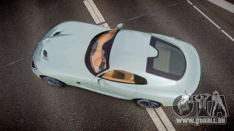 Dodge Viper SRT 2013 rims3 pour GTA 4 est un droit