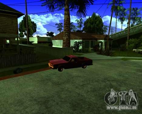Warm California ENB pour GTA San Andreas