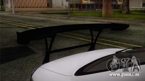 Nissan Silvia S15 pour GTA San Andreas vue de droite