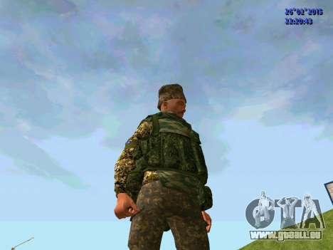 Don Kosaken für GTA San Andreas zweiten Screenshot