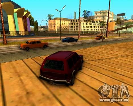 ENB v3.0.1 pour GTA San Andreas deuxième écran