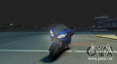 YZF R6 für GTA 4