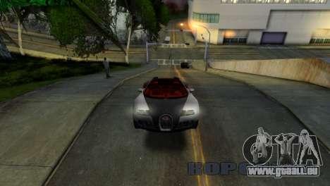 ENB Version 1.5.1 pour GTA San Andreas cinquième écran