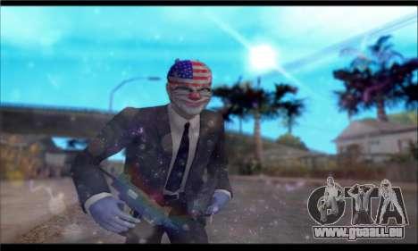 ENB GTA V pour de très faibles PC pour GTA San Andreas deuxième écran