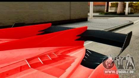 GTA 5 Pegassi Zentorno v2 IVF für GTA San Andreas rechten Ansicht