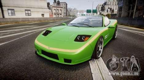 Invetero Coquette Roadster für GTA 4