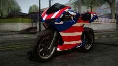 GTA 5 Bati American