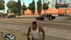 CLEO HP en chiffres pour GTA San Andreas
