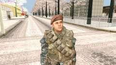 Les forces spéciales de l'URSS CoD Black Ops