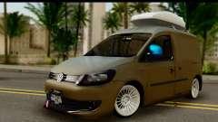 Volkswagen Caddy pour GTA San Andreas