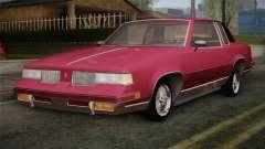 Oldsmobile Cutlass 1987 v2.2 für GTA San Andreas
