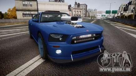 Bravado Buffalo Street Tuner pour GTA 4