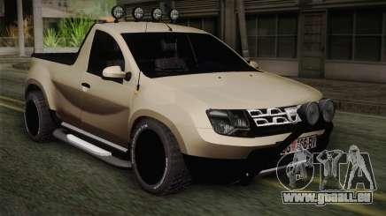 Dacia Duster Pickup 2014 für GTA San Andreas