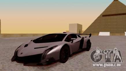 Lamborghini Veneno pour GTA San Andreas