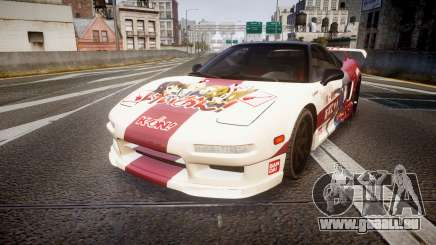 Honda NSX 1998 [EPM] k-on tainaka ritsu für GTA 4