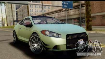 GTA 5 Maibatsu Penumbra SA Mobile pour GTA San Andreas