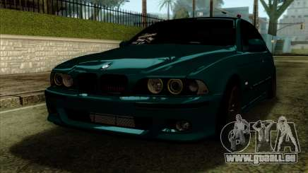 BMW 540 E39 Accuair für GTA San Andreas