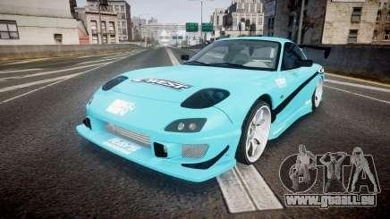 Mazda RX-7 C-West für GTA 4