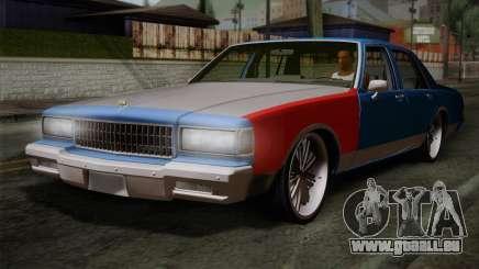 Chevy Caprice Hustler & Flow für GTA San Andreas