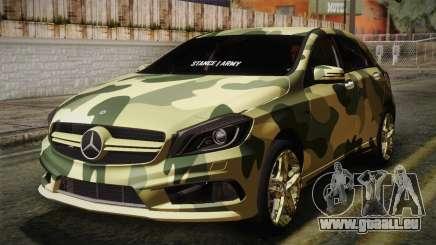 Mercedes-Benz A45 AMG Camo Edition pour GTA San Andreas