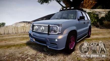 Albany Cavalcade Offroad 4X4 für GTA 4