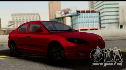 Mazda 3 2008 pour GTA San Andreas