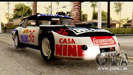 Chevrolet Series 2 Turismo Carretera Mouras pour GTA San Andreas