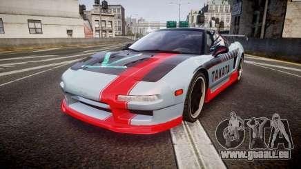 Honda NSX 1998 [EPM] takata für GTA 4