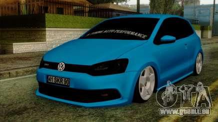 Volkswagen Polo GTI 2014 pour GTA San Andreas