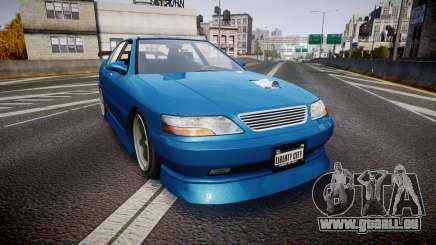 Bravado Feroci Los Santos Customs Edition für GTA 4