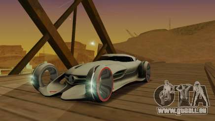 Mercedes-Benz Silver Arrows pour GTA San Andreas