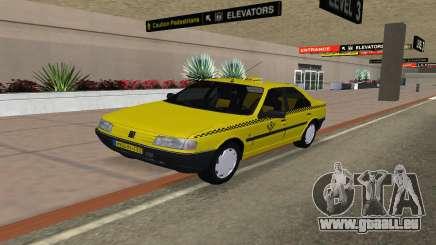 Peugeot 405 Roa Taxi pour GTA San Andreas