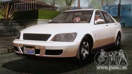 GTA 5 Karin Sultan SA Mobile pour GTA San Andreas