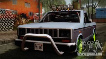 Camber Bobcat Editon für GTA San Andreas