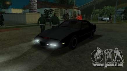 K.i.T.T. 2000 für GTA San Andreas